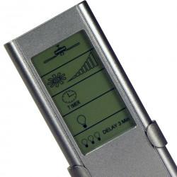 Telecomanda radio cu panou tactil pentru ventilatoare de tavan Westinghouse în culore grafit
