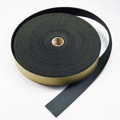 Banda adezivă izolantă pentru ventilație 50 mm, lungime 1 m