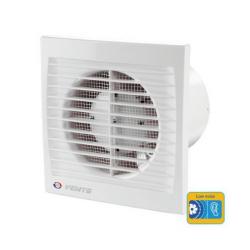 Ventilator de baie silențios fără funcți cu plasă anti-insecte Ø 125 mm