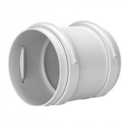 Conector la tuburi flexibile la sistemul Dalap Flexitech Ø 75 mm