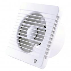 Ventilator de baie fără funcții suplimentare Ø 100 mm, presiune mai mare a aerului