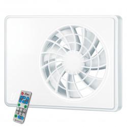 Ventilator de baie inteligent iFAN cu senzor de umiditate, comutator de timp Ø 100 / 125 mm