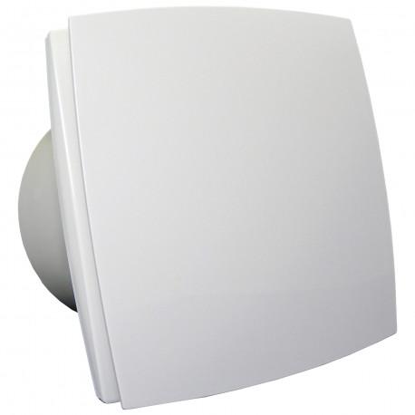 Ventilator de baie cu panou frontal la 12V în medii umede Ø 150 mm