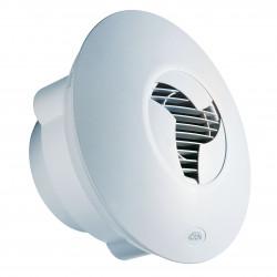 Ventilator de baie design cu închidere tip iris jaluzele automate iCON 60, Ø 150 mm