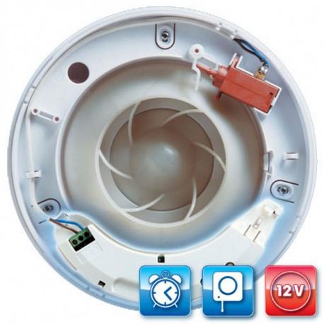 Modul de control cu întrerupăror cu fir și comutator de timp PCTS la 12V pentru ventilator iCON