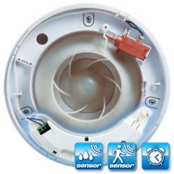 Modul de control cu senzor de mișcare, higrostat și comutator de timp PRHTM pentru ventilator iCON
