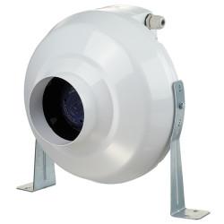 Ventilator de tubulatură radial Ø 100 mm, plastic