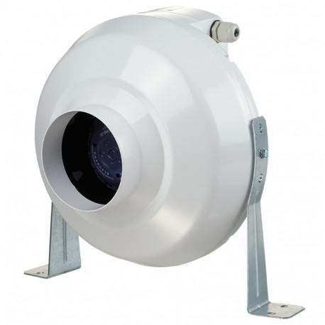 Ventilator de tubulatură radial Ø 125 mm, plastic