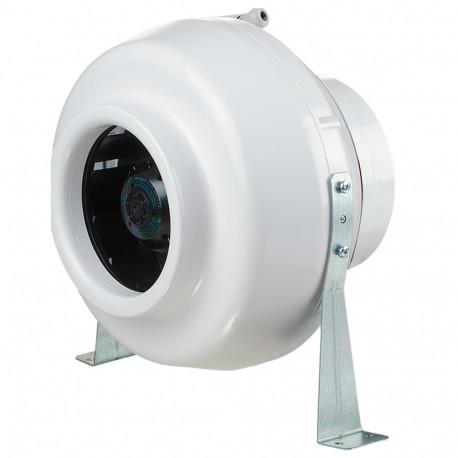 Ventilator de tubulatură radial Ø 200 mm cu putere mare, plastic