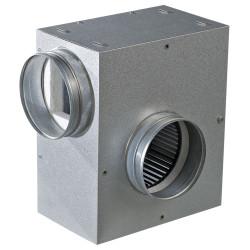 Ventilator de tubulatură silențios cu izolație fonică radial Ø 150 mm