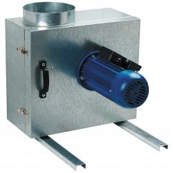 Ventilator de tubulatură cu izolație fonică pentru bucătării și industrie Ø 150 mm