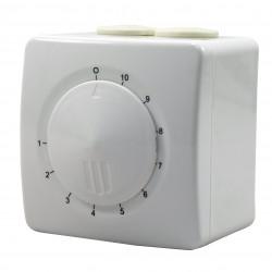Regulator de turație pe perete pentru ventilator Dalap RR1 - 2,5