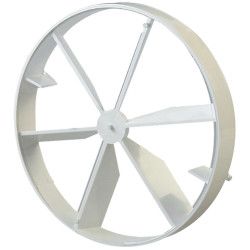 Valva antiretur pentru ventilatoare Ø 100 mm