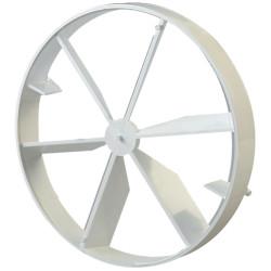 Valva antiretur pentru ventilatoare Ø 125 mm