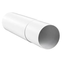 PVC conductă telescopică Ø 125 mm, lungime 300 până 550 mm