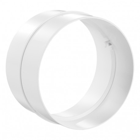 Conector interior PVC circular Ø 150 mm