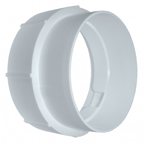 Reducție plastică conectare conducte rigide și flexibile Ø 100 mm