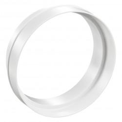 Reducție circulară PVC scurtă pentru diametru la conducte Ø 120 / 125 mm