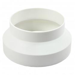 Reducție circulară PVC pentru diametru la conducte Ø 125 / 150 mm