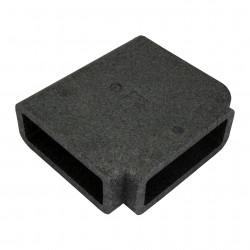 "Izolație pentru ramificație tip ""T"" PVC rectangular 204x60 mm"