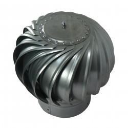 Pălărie terminal rotativă pentru coșuri de fum Dalap DORN Ø 160 mm