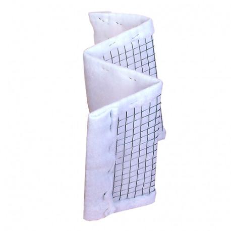 Filtru de înlocuire pentru cutia filtrantă la conducte Ø 100 mm