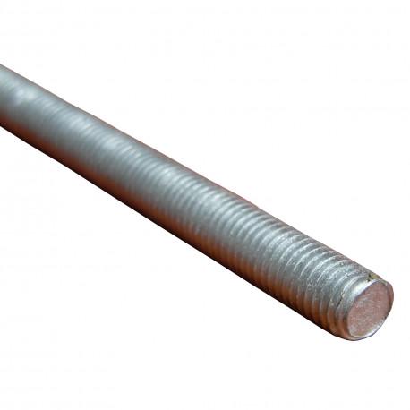 Tijă filetată pentru prinderea conductelor Ø 8 mm, lungime 1000 mm