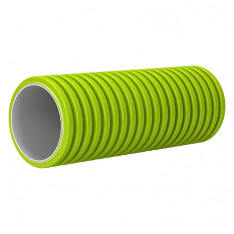 Tub flexibil antistatic și antibacterian Ø 63 mm, lungime 50 m