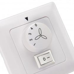 Comanda de perete pentru ventilatoare de tavan cu lumină Westinghouse 78801
