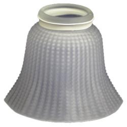 Sticlă de rezervă pentru ventilator de tavan Westinghouse Princess Trio 78199,78324 și Monarch Trio 78171
