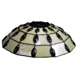 Sticlă de rezervă pentru ventilator de tavan Westinghouse Comet Tiffany 72485