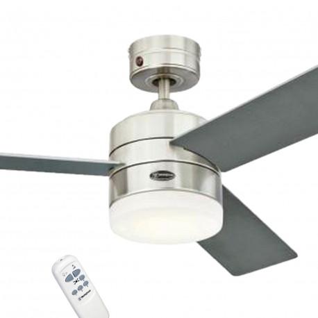 Ventilator de tavan cu lumină LED și telecomandă Westinghouse Alta Vista 72054, Ø 122 cm