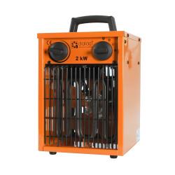 Termosuflanta aeroterma încălzire cu ventilator Dalap A 2 HF, până 2 kW