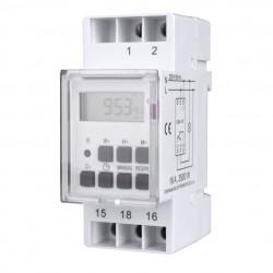 Releu de timp montare panou de distribuție CS4-16 pentru control ventilator