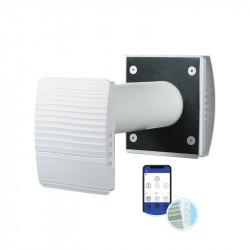 Unitate de tratare a aerului Dalap ZEPHIR PRO cu suport pentru aplicații pentru telefonul mobil și eficiență de până la 81%