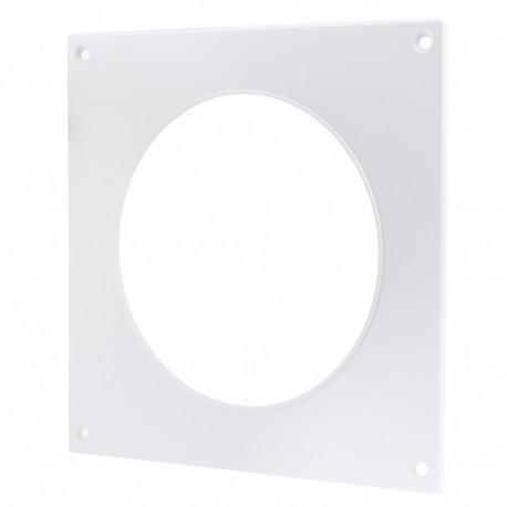 Placă de montare PVC pentru conducte circulare Ø 150 mm