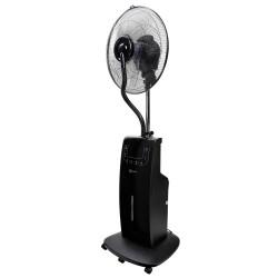 Ventilatorul de podea Dalap MIST 40 cu umidificator de aer si telecomanda