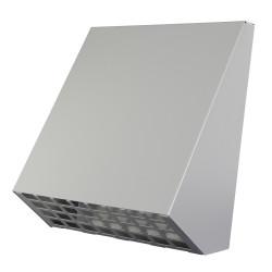 Grilă exterioară gri Dalap EG pentru unitatea de tratare a aerului din încăperi ZEPHIR SIMPLE