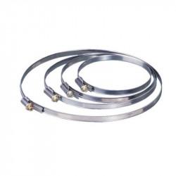 Colier cu șurub de străngere metalic Ø 150 mm