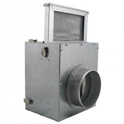 Filtru de particule grosiere pentru ventilator de șemineu Ø 125 mm