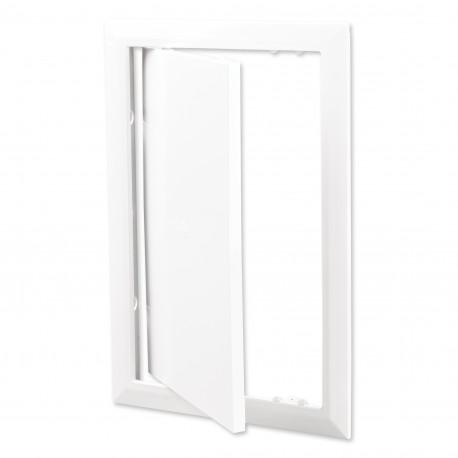 Ușă de vizitare din plastic 197x297 mm