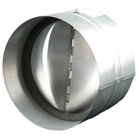 Clapetă antiretur cu izolație Ø 100 mm