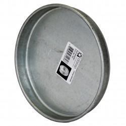 Capac metalic pentru conductă circulară Ø 150 mm