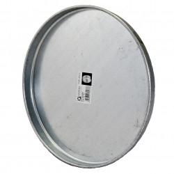 Capac metalic pentru conductă circulară Ø 250 mm