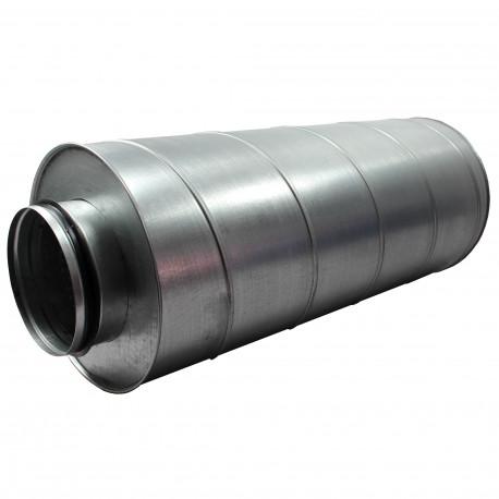 Amortizor de zgomot Ø 160 mm, lungime 600 mm