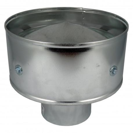 Capac terminal protector pentru capătul conductei Dalag CAGI Ø 160 mm