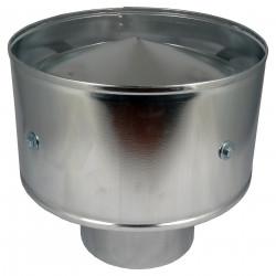 Capac terminal protector pentru capătul conductei Dalag CAGI Ø 200 mm