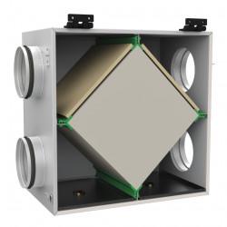 Schimbător de căldură pentru conducte circulare Ø 150 mm