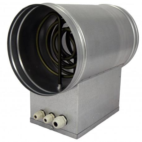 Baterie de încălzire electrică circulară Ø 200 mm / 5,1kW