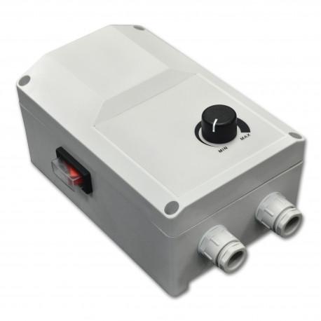 Tiristor regulator de turație pentru ventilator până la 2,3 kW (10A)